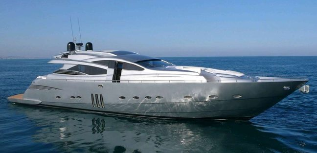 MM Charter Yacht