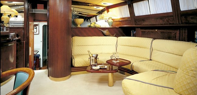 Persistence Charter Yacht - 7