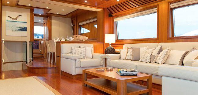 Alfea Charter Yacht - 7