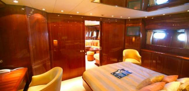 Quincy C Charter Yacht - 6