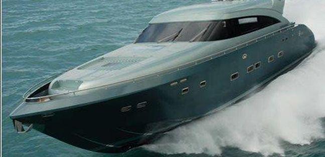 Blue Angel Charter Yacht