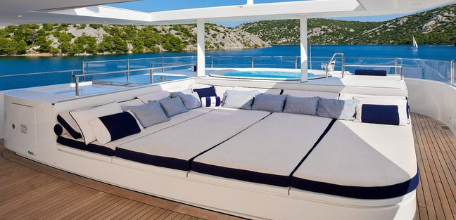 Reve D'or Charter Yacht - 6