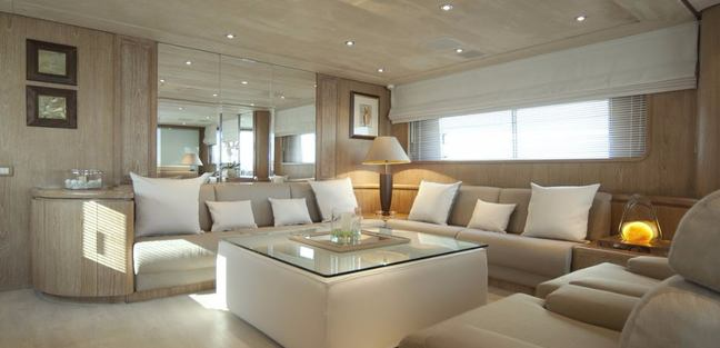 Thirty Love Charter Yacht - 6