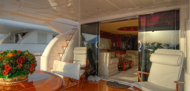 Crazy Love Charter Yacht