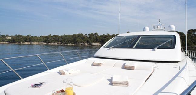 Outside Edge IV Charter Yacht - 2