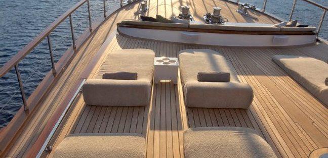 Miss B Charter Yacht - 4