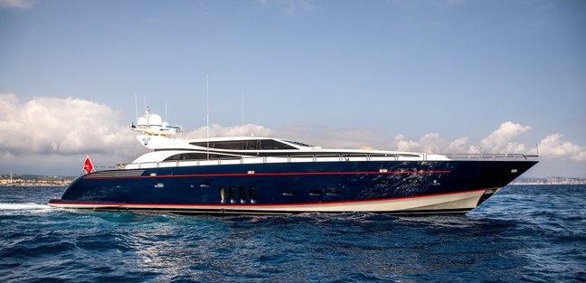 Cheeky Tiger Charter Yacht