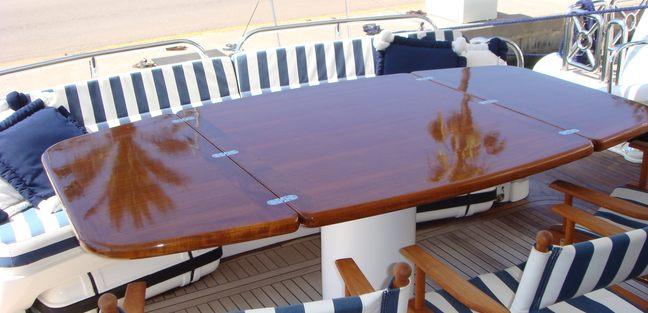 Papa G Charter Yacht - 3