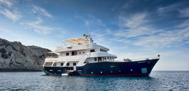 Semaya Charter Yacht