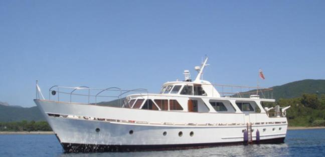 Deramore Charter Yacht - 2