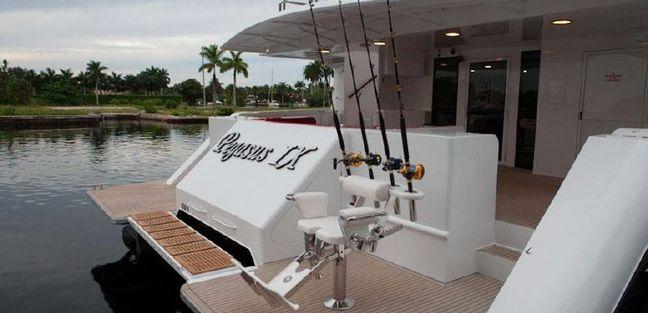 Pegasus IX Charter Yacht - 5