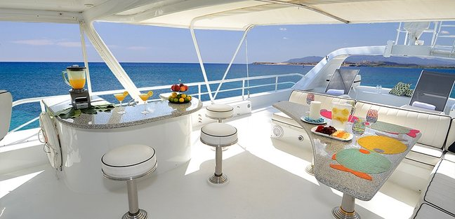 Suite Life Charter Yacht - 6