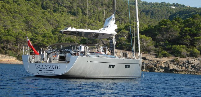 Valkyrie Charter Yacht - 5