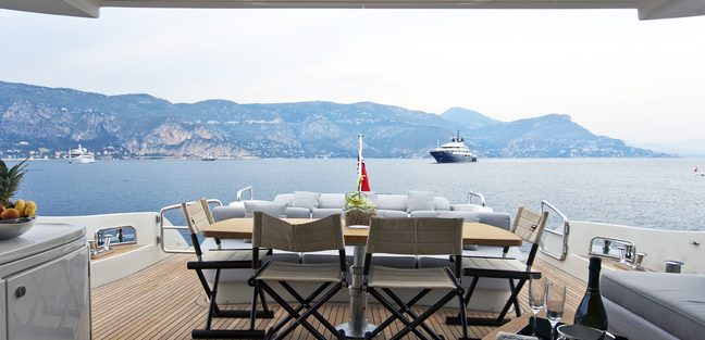 Nami Charter Yacht - 4
