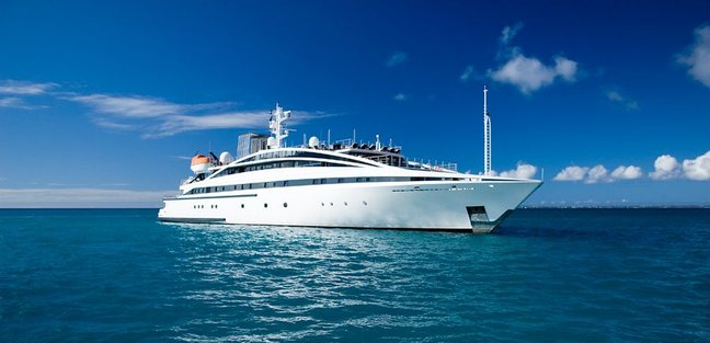 Elegant 007 Charter Yacht