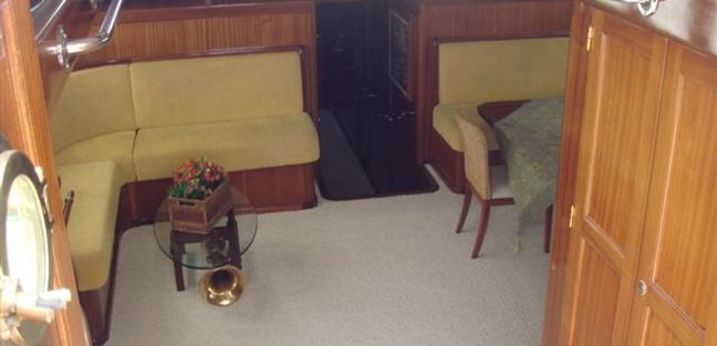 Theocara II Charter Yacht - 4