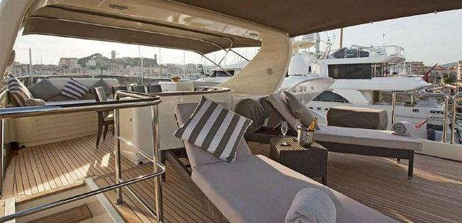 Serendipity Blue Charter Yacht - 3