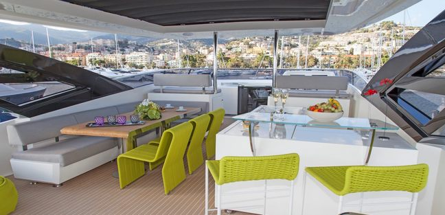 Seataly Charter Yacht - 4