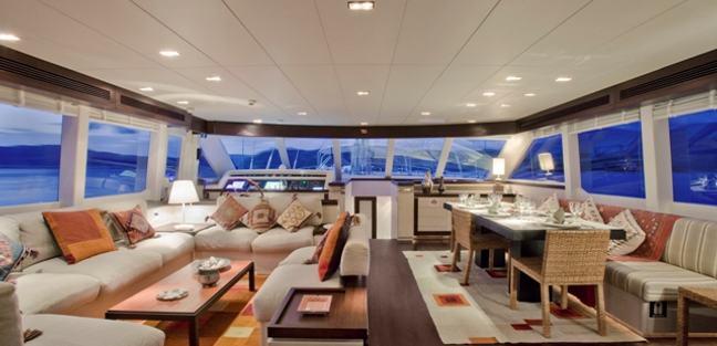 Sailing Nour Charter Yacht - 6