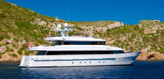 Alcor Charter Yacht