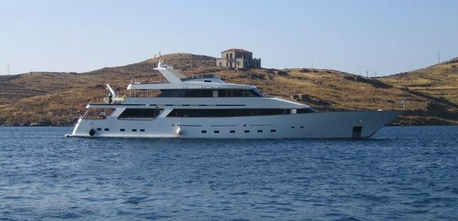 The Jewel Charter Yacht