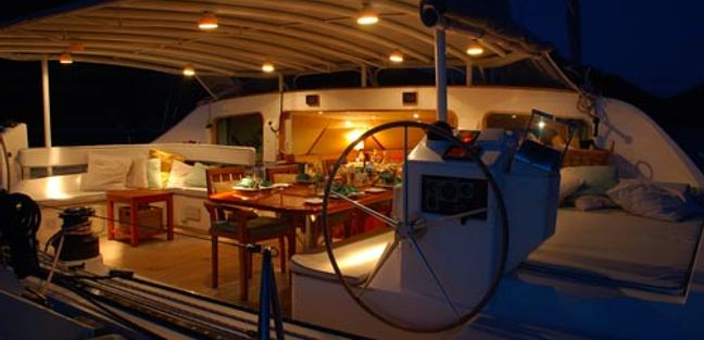 Marmot Charter Yacht - 8