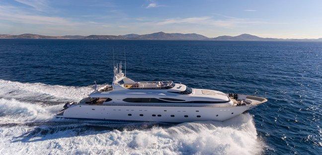 Paris A Charter Yacht