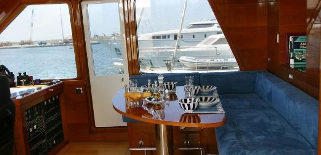History Charter Yacht - 5