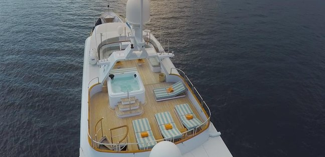 Cheetah Moon Charter Yacht - 5