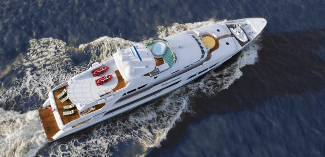 Carte Blanche Charter Yacht - 3