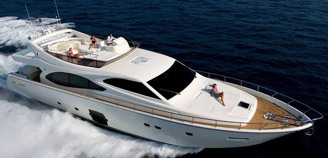 Lavitalebela Charter Yacht