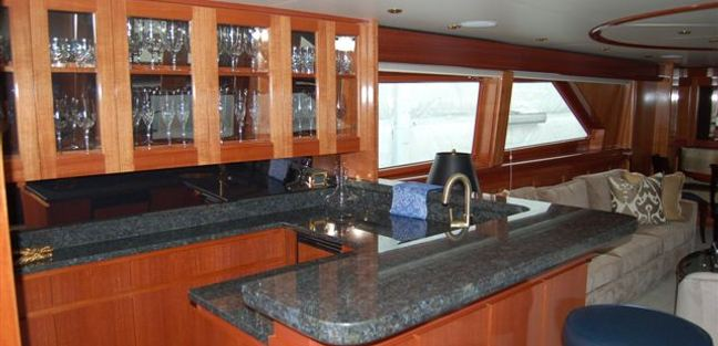 Diego Charter Yacht - 3