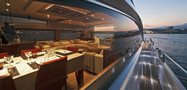 Starry Night Charter Yacht - 4