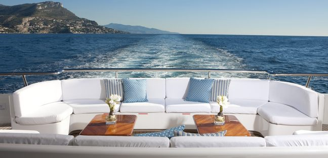 La Tania Charter Yacht - 5