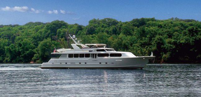 Carla Elena III Charter Yacht