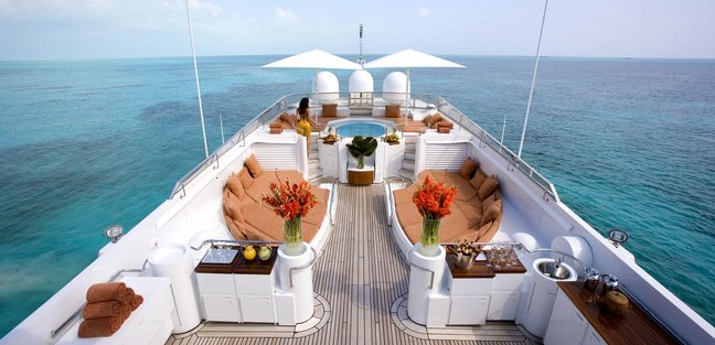 Bad Girl Charter Yacht - 3