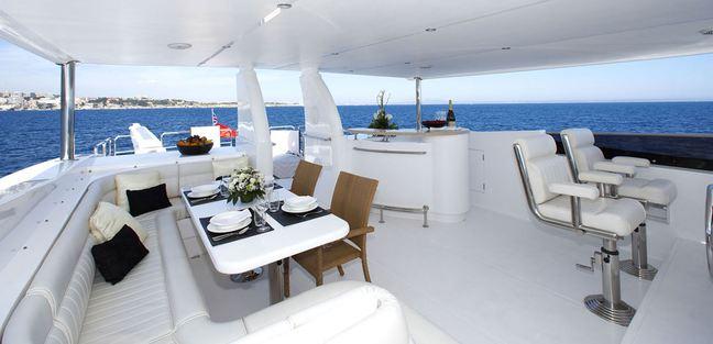 Maren Di Ponza Charter Yacht - 4