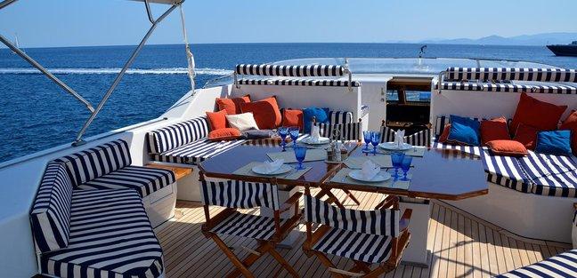 Mia Zoi Charter Yacht - 4