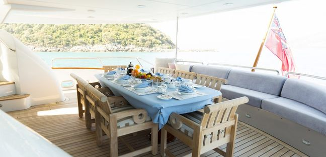 Clarity Charter Yacht - 4