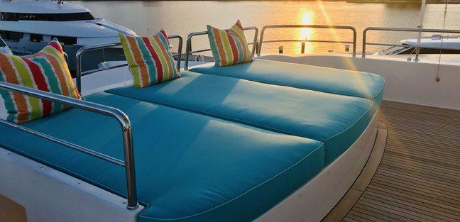 Relentless Charter Yacht - 4