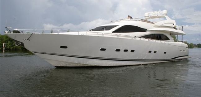 Orly Charter Yacht