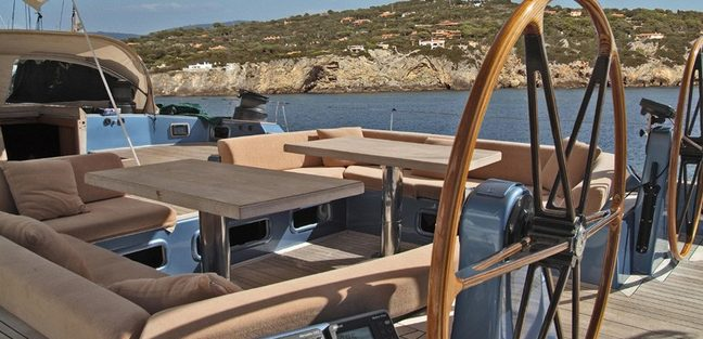 Wally One Charter Yacht - 4