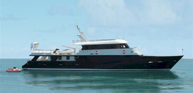 Theodora Charter Yacht