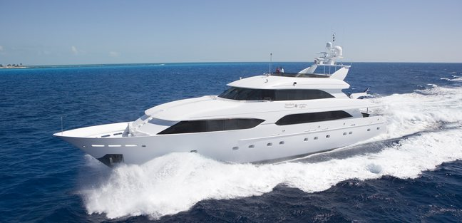 Invision Charter Yacht