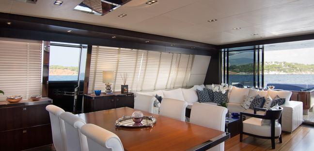 Kambos Blue Charter Yacht - 7