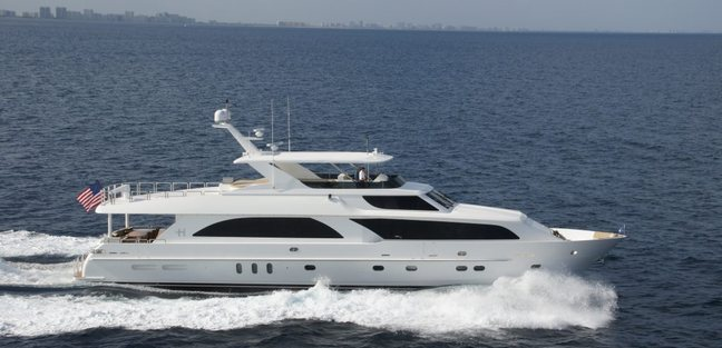 MB 3 Charter Yacht