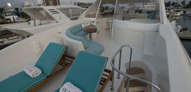 Octane Charter Yacht - 8