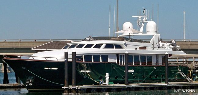 SUP Charter Yacht