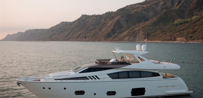 Tats Charter Yacht - 2