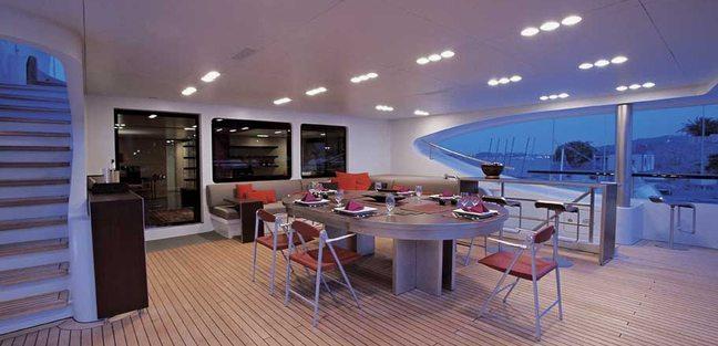 My Falcon Charter Yacht - 8